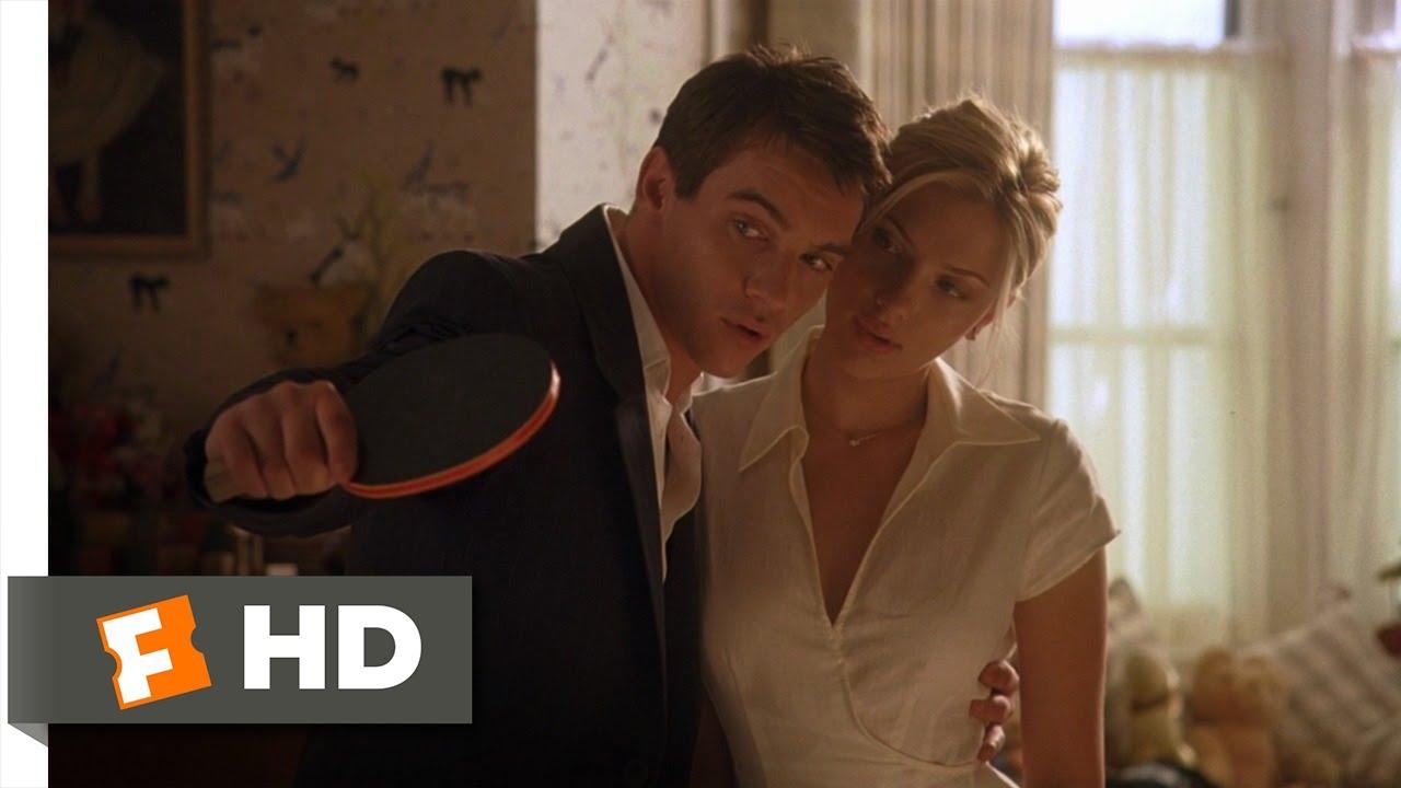 Match Point (2/8) Movie CLIP - An Aggressive Game (2005) HD
