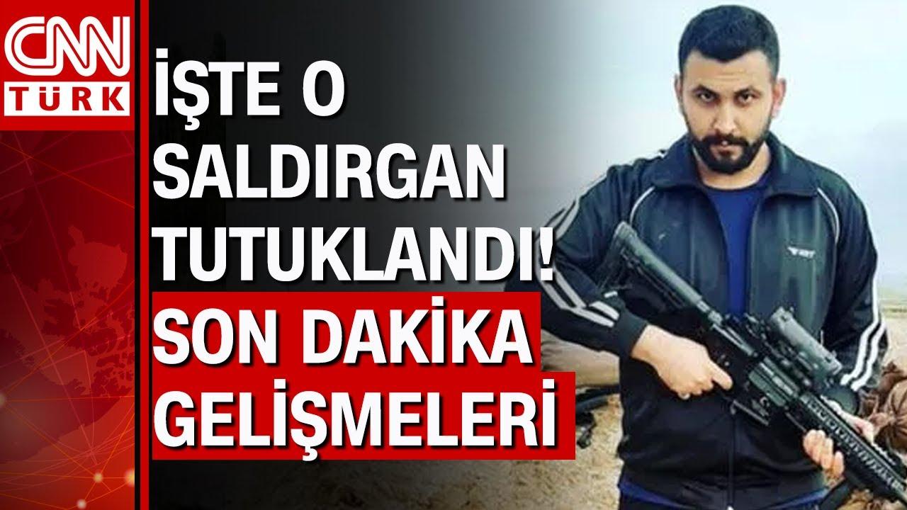 HDP'nin İzmir il binasına saldıran Onur Gencer tutuklandı!