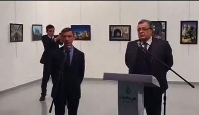 Büyükelçi suikastine ilişkin yeni görüntüler