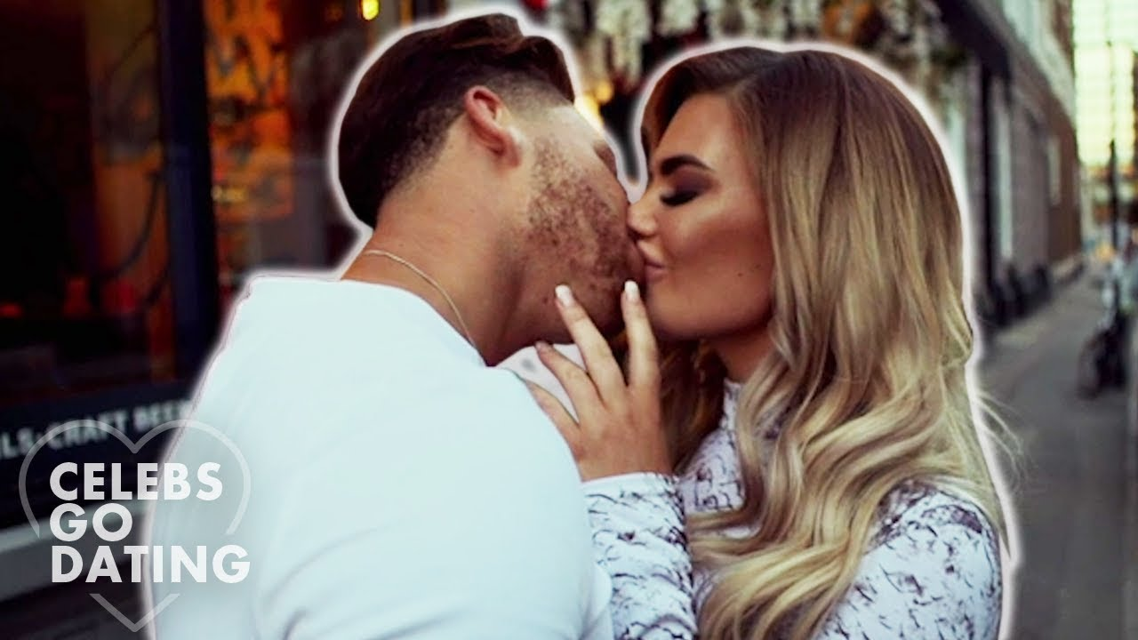 All of the HOTTEST Kisses from Celebs Go Dating Series 7 with Megan Barton-Hanson & More!