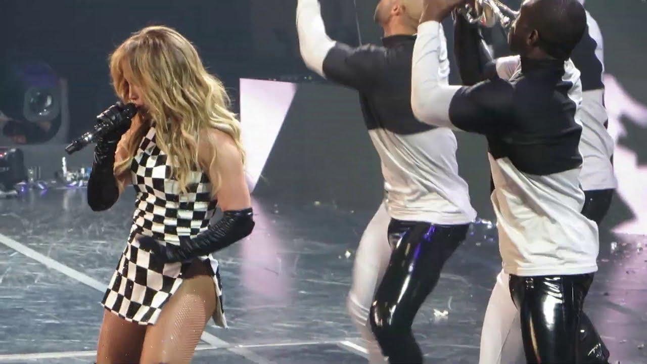 Jennifer Lopez ★ Live Twerking in THONG! 07/21/2019