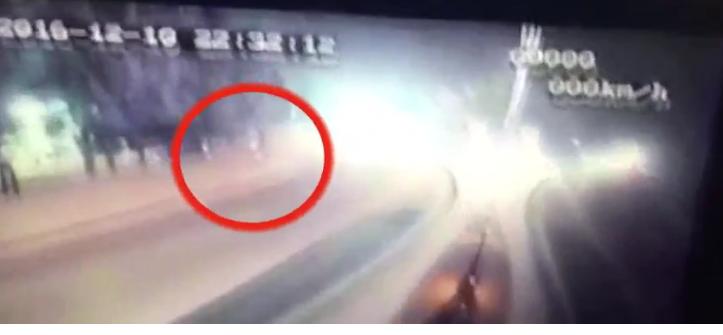Canlı bombanın görüntüleri ortaya çıktı