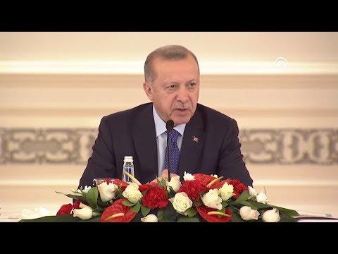 Erdoğan salgına karşı önlemleri açıkladı