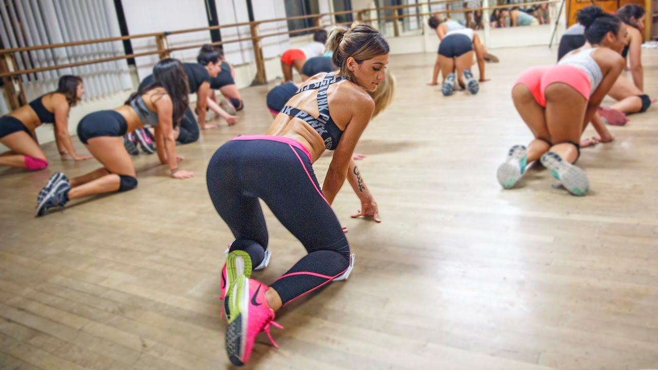 TwerkOut! Lexy Panterra Teaches The World To Bounce Their Booties