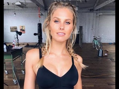 Natalie Roser showcases ample cleavage