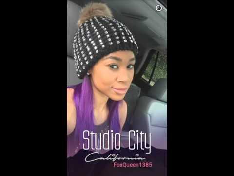 Ariane Andrew Snapchat Video