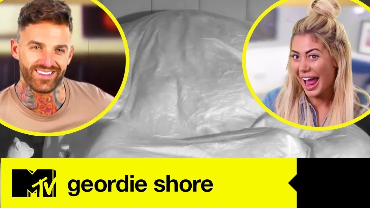 Geordie Shore's Sexiest Shag Pad Moments