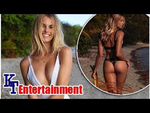 Natalie Roser stuns in latest swimwear shoot