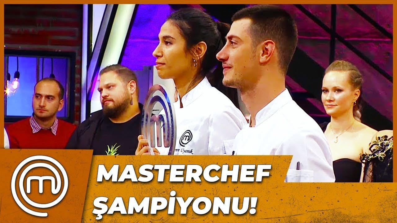 MasterChef Türkiye 2019'un birincisi