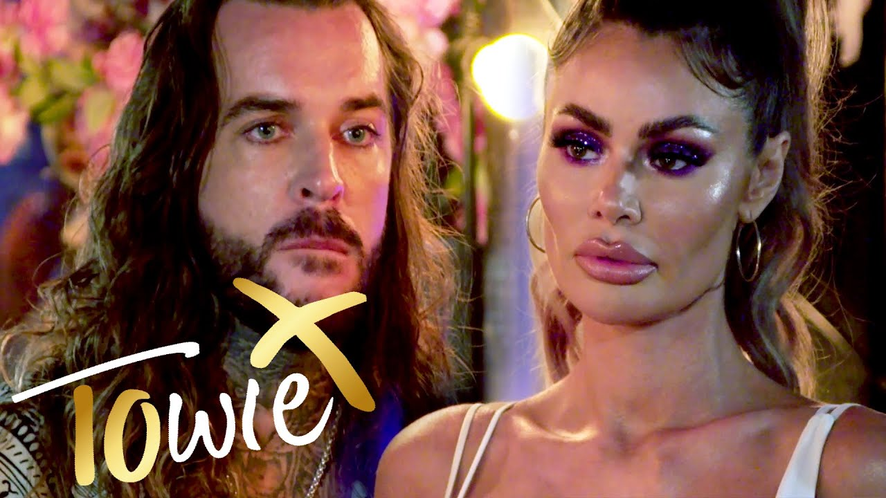 Pete Says Goodbye To Chloe | Season 26 | The Only Way Is Essex