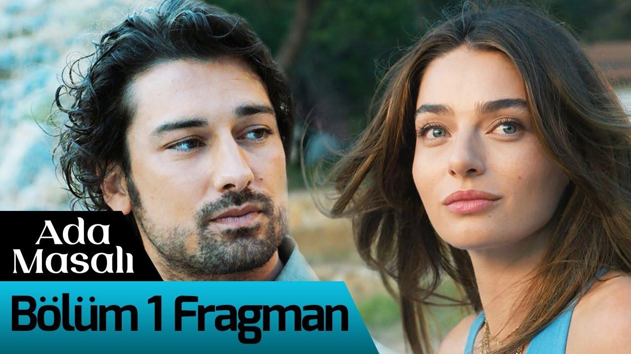 Ada Masalı 1. Bölüm Fragman