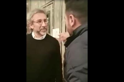 İsviçre'de Can Dündar'a: Vatan hainisin