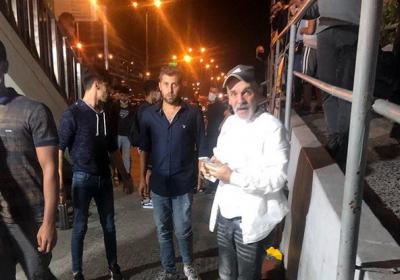 Marmara Park'ta tacizcileri uyaran kadın saldırıya uğradı