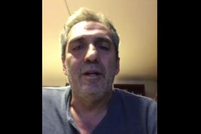Yavuz Bingöl'den 'evet' videosu